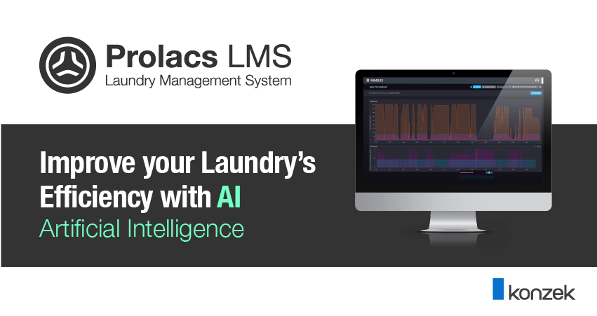 Prolacs LMS Artifical Intelligence Laundromat Management System